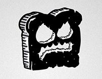 Toast - Artist Logo