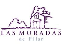 Diseño de marca para Las Moradas