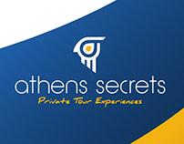 Athens Secrets | Logo Design