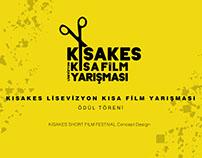 KISAKES FILM FESTIVAL Concept Design