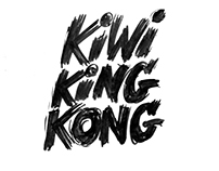 Kiwi King Kong