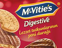 MCVITIES KV