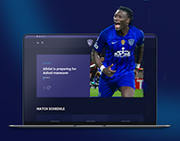 Alhilal FC Official Website