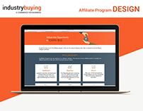 Design Landing Page For Affiliate Program