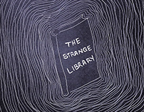The Strange Library by Rayan Tannir (2nd-year student)