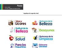 Arteli - Logotipos de segundo nivel