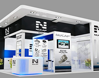 Trade show booth design - Automechanika Shanghai 2013