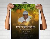 In Memory of Herbert