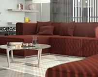 Semifreddo sofa