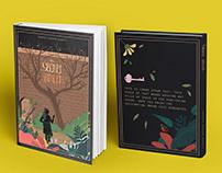 THE SECRET GARDEN - book cover design