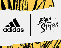 adidas | Earn Your Stripes