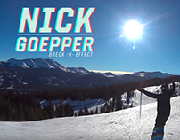 "Nick Goepper ""Breck n Effect"" I Action Cam 