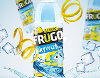 Frugo - water lemon