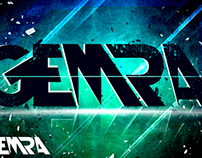 Logo for DJ - Gemra