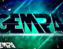 Logo for DJ - Gemra