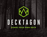 Decktagon Brand Identity