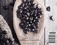 Gather Journal Magazine Cover's Photography