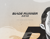 Blade.Runner.2049 Movie.Poster