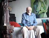 Reportage / Portrait Sergio Ricardo