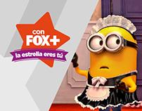 Fox Stars; Programa de ventas