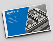Darina product catalogue