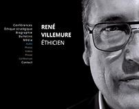 René Villemure Ethicist