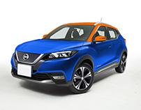 Nissan Leaf Suv