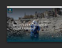 Turkey's PKK Conflict: a Visual Explainer