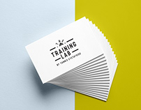 THE TRAINING LAB // Branding