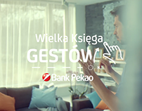 "Bank Pekao - The Great Book of Gestures (TVC""30)"