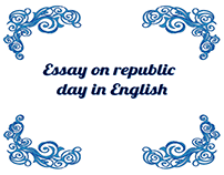 essay on republic day in English