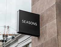 Seasons Clothing Rebrand & eCommerce Website.