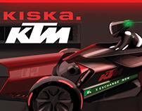 KISKA // KTM // EXPENDABLE TANK