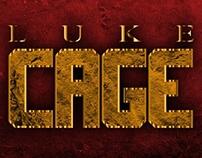 Daredevil & Luke Cage Logos