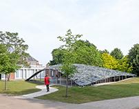 Serpentine pavilion - Junya Ishigami