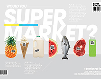 SUPER MARKET VOL.01 / FESTIVAL DESIGN