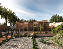 Desert Retreat Project HDR 346