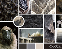 Wool Mood Board