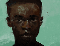 Photoshop Color Studies