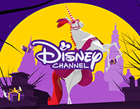 Disney Channel - Sinterklaas