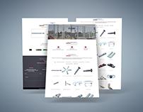 Hardware Store Website