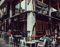 Nook Cafe & Bar, Trikala, Greece