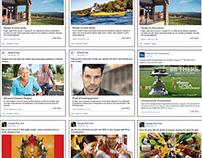 Various FB Social Media