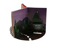 Twin Peaks pop-up