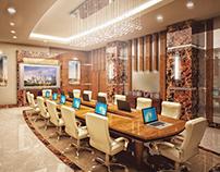 Office in Saudi