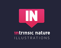 Intrinsic Nature illustrations