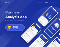 Business Analysis app ( FREE SOURCE )