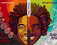 COVER ART WORK - DOUBLE CD - STEWART SUKUMA MOZAMBIQUE