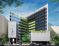 DESIGN OF DESCO HEAD OFFICE BUILDING (IAB)