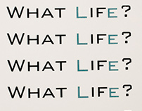 What If I Had A Life?